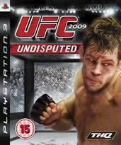 Hra pre Playstation 3 UFC 2009: Undisputed
