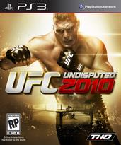 Hra pre Playstation 3 UFC Undisputed 2010