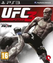 Hra pre Playstation 3 UFC Undisputed 3