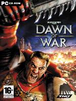 Hra pre PC WarHammer 40000: Dawn of War CZ