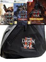 Hra pre PC WarHammer 40000: Dawn of War 2 (Superpack) + batoh