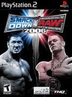 Hra pre Playstation 2 WWE SmackDown! vs. RAW 2006
