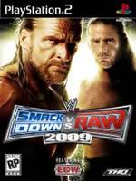 Hra pre Playstation 2 WWE SmackDown! vs. Raw 2009