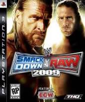 Hra pre Playstation 3 WWE SmackDown! vs. Raw 2009