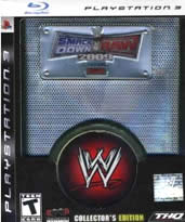 Hra pre Playstation 3 WWE SmackDown! vs. Raw 2009 (Zberateľská edícia)