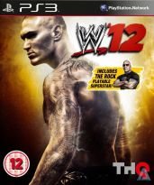 Hra pre Playstation 3 WWE 12 (The Rock Edition)