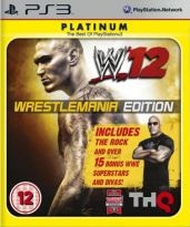 Hra pre Playstation 3 WWE 12 (Wrestlemania Edition) dupl