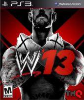 Hra pre Playstation 3 WWE 13