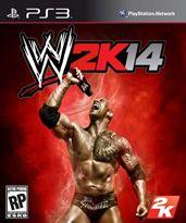 Hra pre Playstation 3 WWE 2K14
