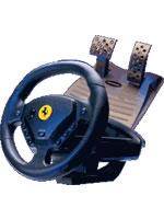 Herné príslušenstvo Volant Thrustmaster PC/PS2 ENZO FERRARI Force GT Wheel