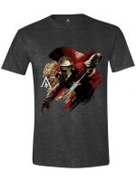 Herné tričko Tričko Assassins Creed: Odyssey - Alexios Charge (veľkosť M)