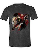 Herné tričko Tričko Assassins Creed: Odyssey - Alexios Charge (veľkosť XXL)