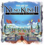 Kniha The Art of Ni No Kuni II: Revenant Kingdom