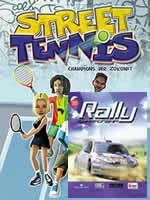 Hra pre PC Street Tennis - Rally Championship