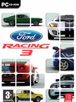 Hra pre PC Ford Racing 3