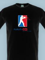 Herné tričko tričko Counter Strike [FanatiCS] (veľkosť M)