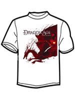 Herné tričko tričko Dragon Age: Prameny (veľkosť XL)