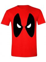 oblečení pro hráče Tričko Deadpool: Angry Eyes (vel. M)