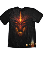 Herné tričko Tričko Diablo III - Special Edition (amer. veľ. L / eur. XL)