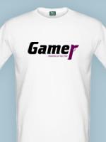 Hern� tri�ko tri�ko Gamer (ve�kos� L)