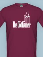 Herné tričko tričko GodGamer (veľkosť M)