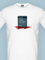 Herné tričko tričko Play (veľkosť M)