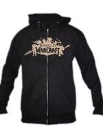 oblečení pro hráče Mikina World of Warcraft s kapucí (americká velikost S)