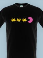 Hern� tri�ko tri�ko PacMan (ve�kos� L)