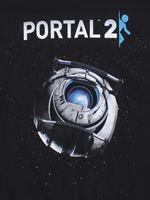 Herné tričko Tričko Portal 2 - Wheatley in Space (americká veľ. S / európska S-M)