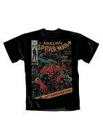 Herné tričko Tričko Spiderman 100th Anniversary (veľ. M)