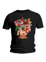 Hern� tri�ko Tri�ko Street Fighter Characters (ve�. S)