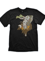 Herné tričko Tričko Techno Mummy (americká veľ. M)
