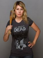 Hern� tri�ko Tri�ko The Walking Dead Herd - d�mske (americk� ve�. L)