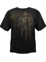 Herné tričko Tričko World of Warcraft: Alliance Crest verzia 2 (americká veľ. S / európska S-M)