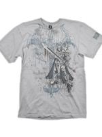 Hern� tri�ko Tri�ko World of Warcraft Death Knight Lore (americk� vel. XXL / eur�pska XXXL)