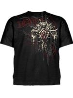 Herné tričko Tričko World of Warcraft: Horde Crest verzia 2 (americká veľ. M / európska M-L)