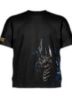 Herné tričko Tričko World of Warcraft Wrath of the Lich King (americká veľ. XL / európska XXL)