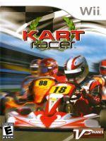 Hra pre Nintendo Wii Kart Racer + 2 volanty