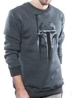 oblečení pro hráče Mikina Star Wars: Boba Fett (vel. S)