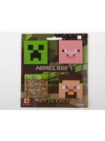 Odznaky Minecraft