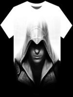 Herné tričko Tričko Assassins Creed II (americká veľ. XL / európska XXL)