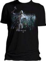 Herné tričko Tričko Assassins Creed III - Revolution (veľ. L)