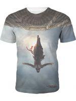 oblečení pro hráče Tričko Assassins Creed Movie: Leap of Faith (vel. XL)