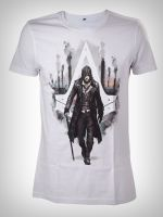 Herné tričko Tričko Assassins Creed: Syndicate - Jacob Frye (veľ. XL)