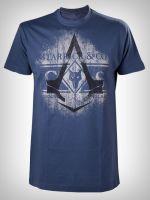 oblečení pro hráče Tričko Assassins Creed: Syndicate - Starrick & Co (vel. L)