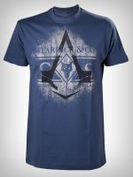 Herné tričko Tričko Assassins Creed: Syndicate - Starrick & Co (veľ. L)