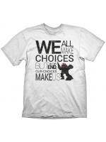 Herné oblečenie Tričko Bioshock: Quote Vintage (veľ. S)