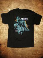 Herné tričko Tričko Call of Duty: Black Ops Classified (americká veľ. M / európska L)