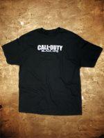 Herné tričko Tričko COD: Black Ops Logo (americká veľ. S / európska M)