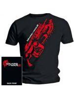 Herné tričko Tričko Gears of War 2 (veľ. S)
